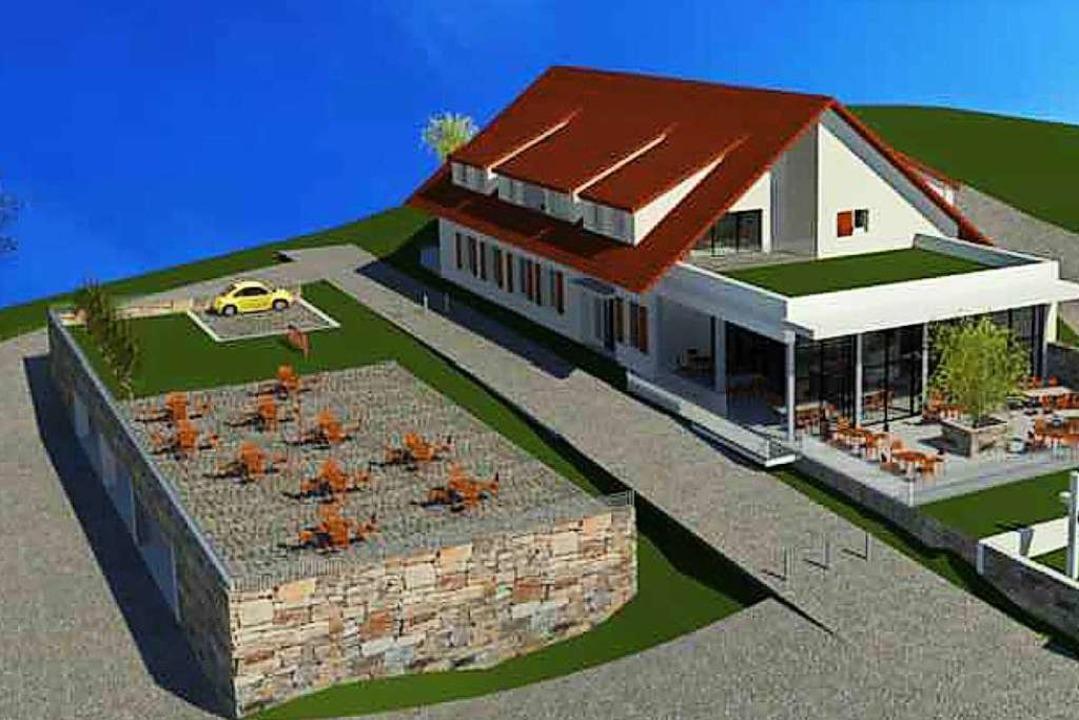Das Erscheinungsbild der neuen Günnenb... das ehemalige Gebäude angelehnt sein.  | Foto: Brennet GmbH