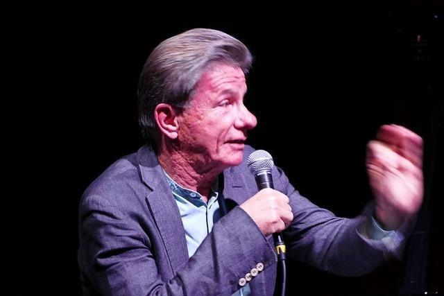 Urs Blindenbacher ist seit 45 Jahren Basels Mister Jazz