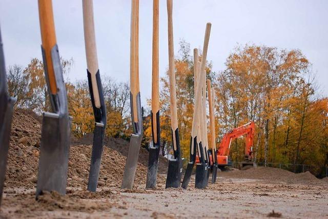 Die Baulandpreise in Offenburg klettern immer weiter
