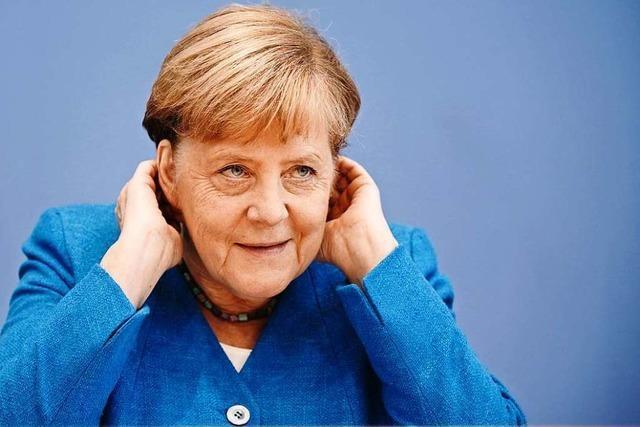 Merkel: Kinder dürfen nicht die Verlierer der Pandemie werden