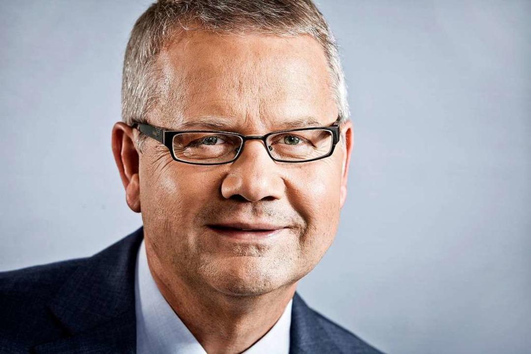Rainer Hüttenberger   | Foto: Sto