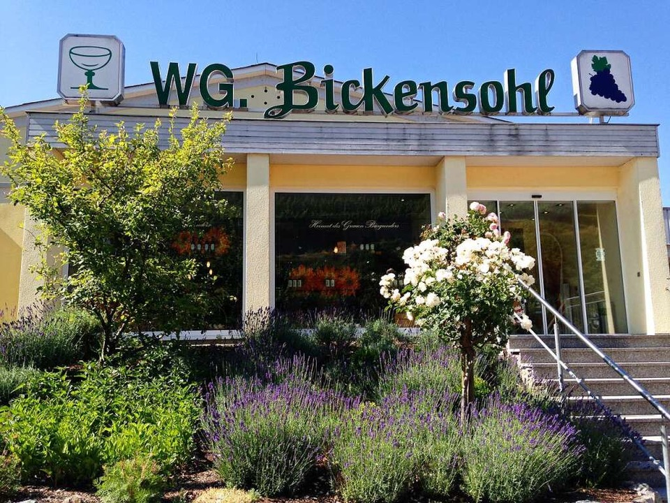 | Foto: WG Bickensohl