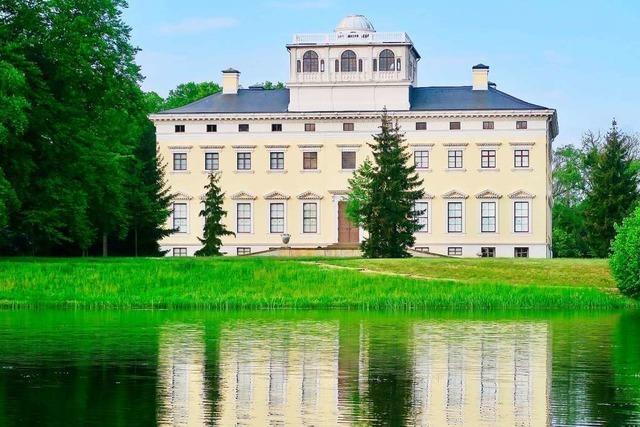 Märchenhafte Landschaftsbilder im Gartenreich Dessau-Wörlitz