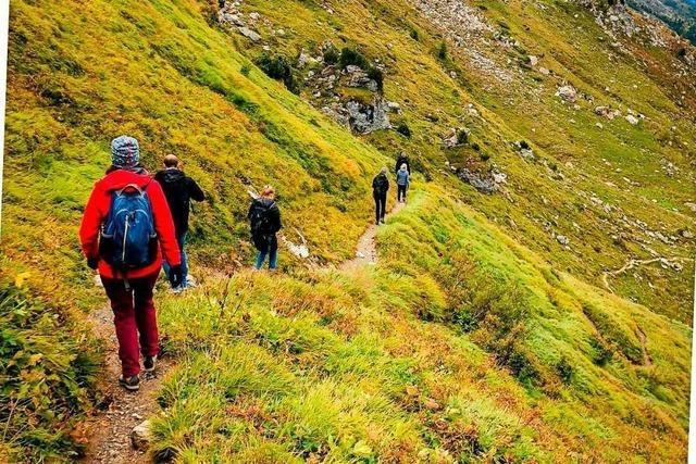 Wandern, biken, klettern und schlemmen im Oberengadin