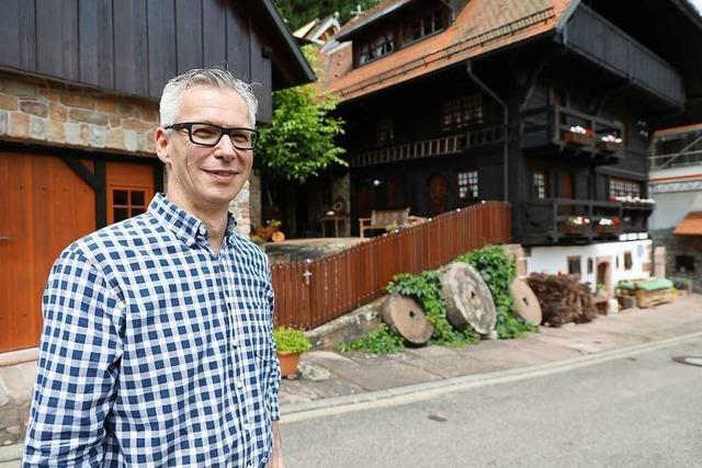 So hat Heiko Finkbeiner seinen Vater und Heimathistoriker Gerhard erlebt
