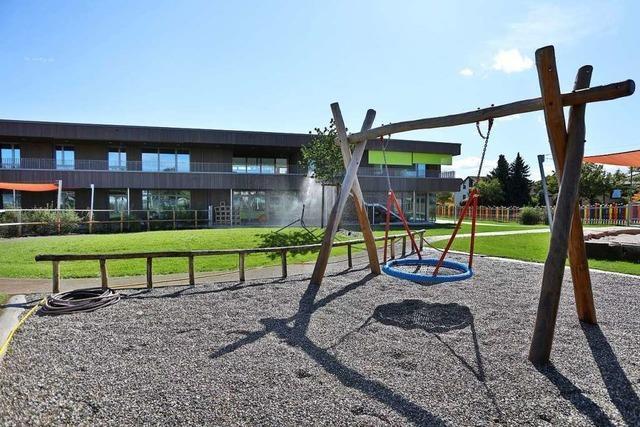 Viel Holz und Licht: Das ist der neue Kindergarten in Neuried-Ichenheim