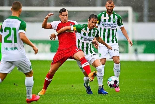 SC Freiburg gewinnt Testspiel beim FC St. Gallen mit 3:1