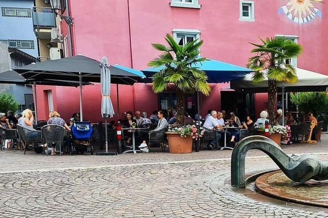 Wirte in Bad Säckingen sehen Gartenwirtschaft als Rettungsanker