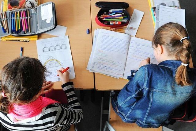 Kinder in Lahr und Umgebung holen Lernstoff in den Ferien nach