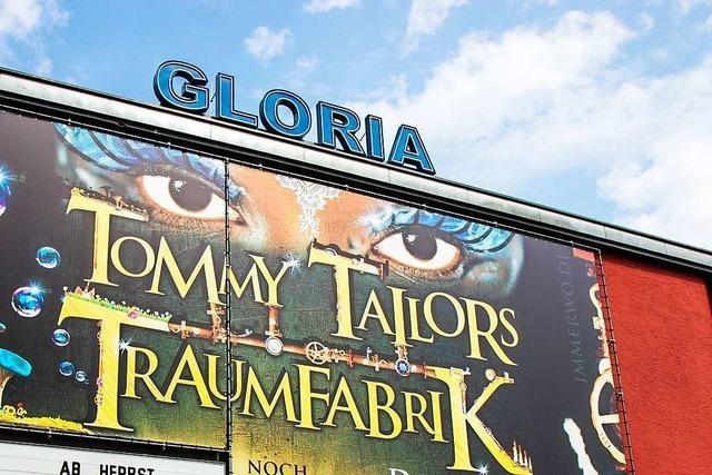 Wie im Gloria Theater Traumwelten geschaffen werden