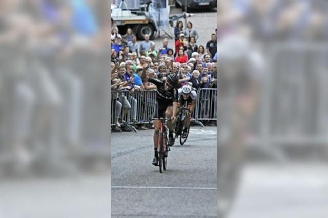 Radrennen abgesagt