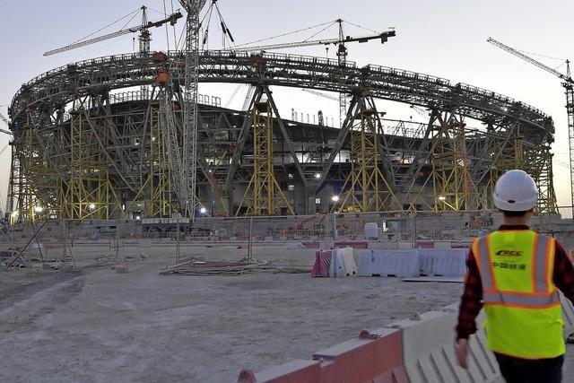 Katar führt Mindestlohn ein