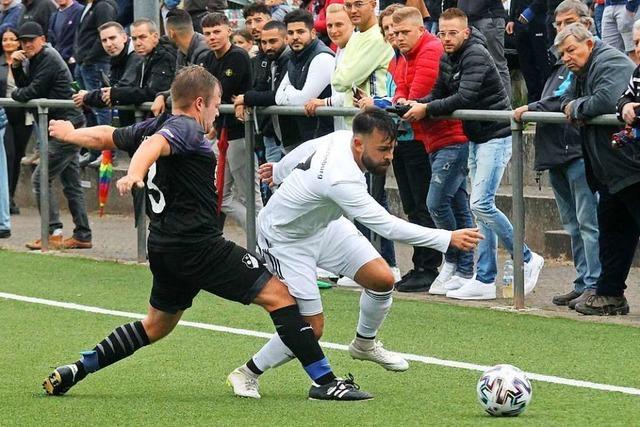SV 08 Laufenburg fegt den FC Wittlingen mit 6:0 vom Platz