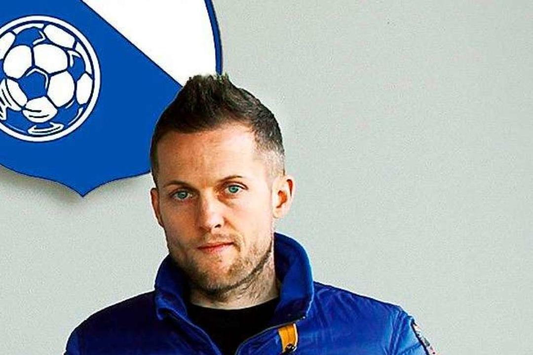 Spielertrainer Florian Ey  | Foto: Privat