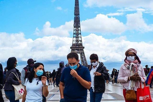 Corona-Lage in Frankreich spitzt sich zu – kurz vor dem Schulstart