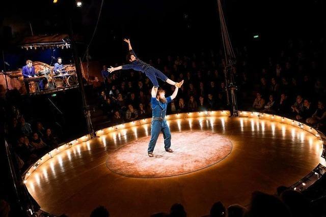 Warum der Cirque Trottola nur scheinbar aus dem Rahmen fällt