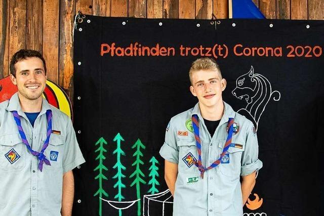 Die Pfadis in Schopfheim finden seit 50 Jahren immer einen Weg