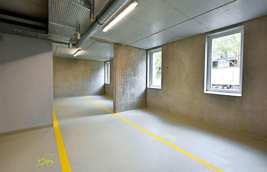 Der Neubau der Studierendensiedlung ist fertig  | Foto: Michael Bamberger