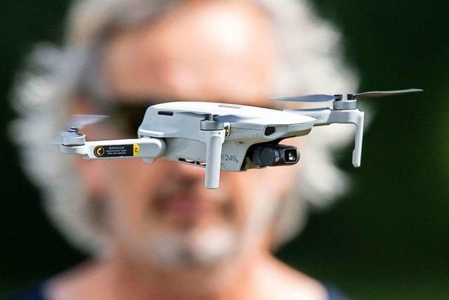 Tödlicher Streit um Drohnenflug in Hessen: 69-Jähriger ersticht 55-Jährigen