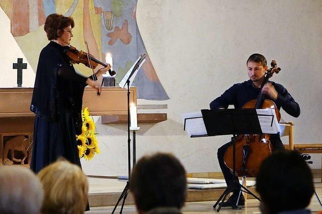 Verein für Heimatgeschichte organisiert erstes Konzert seit Corona