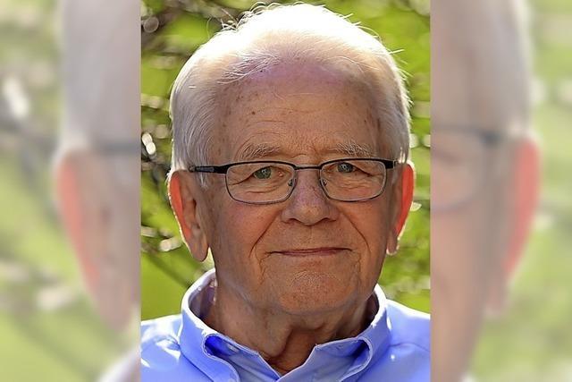 Hans Witulski ist im Alter von 82 Jahren gestorben