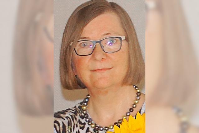 Luzia Dilli feiert ihr 50-jähriges Dienstjubiläum