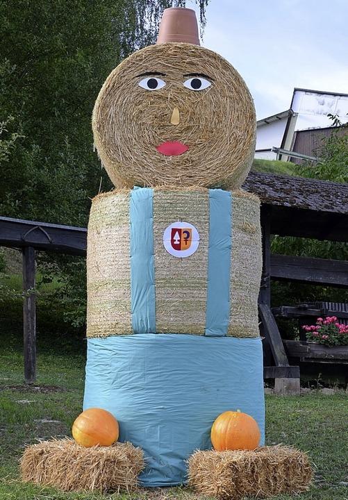 In Jechtingen haben die Landfrauen den...G zum Herbstbeginn bereits geschmückt.  | Foto: Roland Vitt