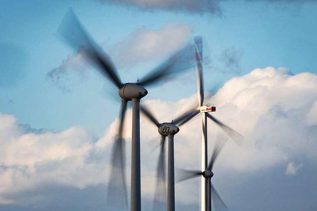 Stillstand bei der Windkraft in Zell im Wiesental