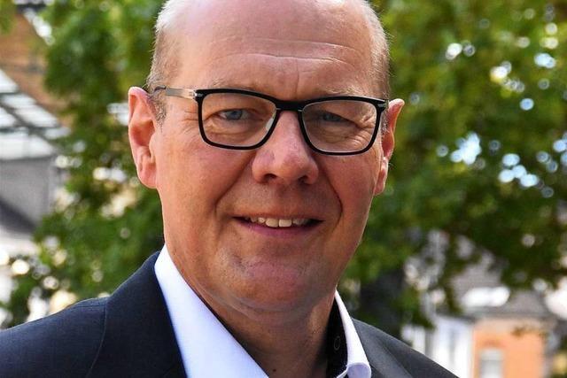 Als Bankdirektor hat Ulf Bleckmann gern die Ärmel hochgekrempelt