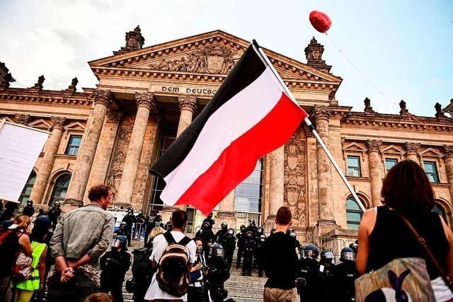 Polizei schätzt Anhänger des Reichsbürgertums in der Ortenau auf unter 200