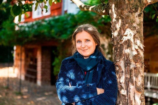 Marion Poschmann liest in Freiburg aus ihrem Gedichtband