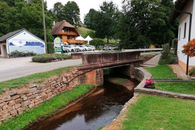 Alte Steinbrücke in Reichenbach muss dringend saniert werden