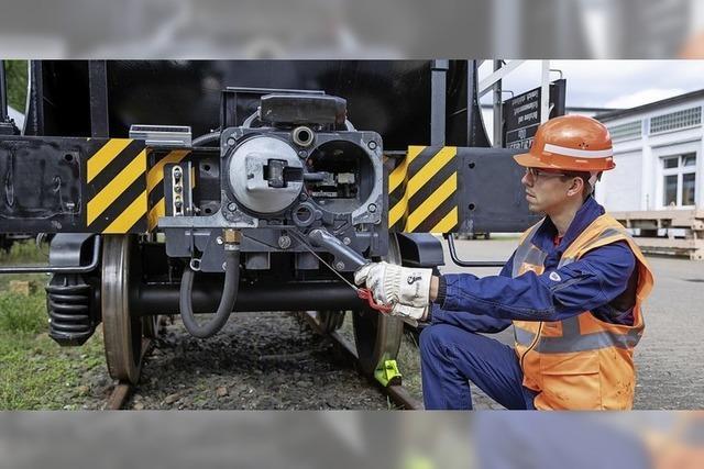 Neue Kupplung soll Güterverkehr voranbringen
