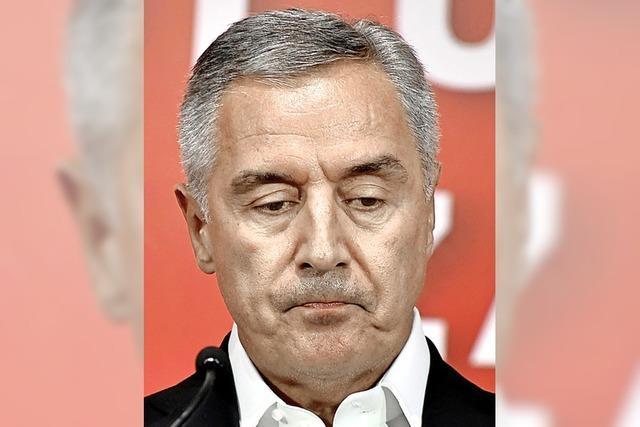 Montenegros Präsident ohne Mehrheit
