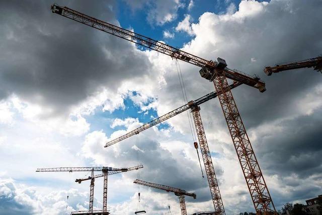 Land investiert 957 Millionen Euro in eigene Gebäude
