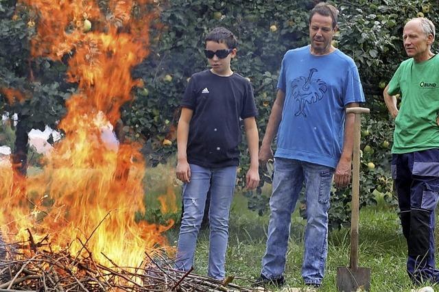 Feuer ist gefährlich, aber auch vielseitig nutzbar