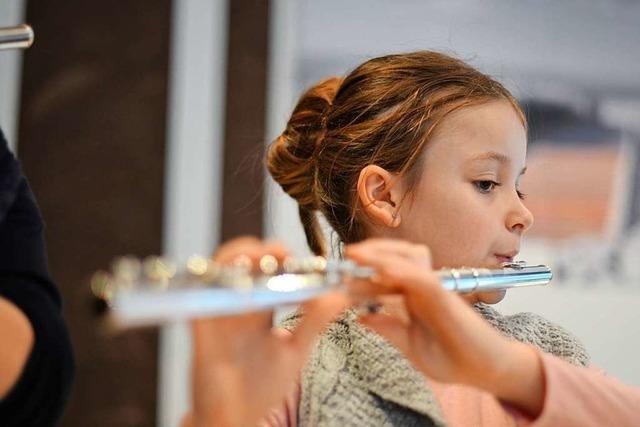 Erfindung aus dem Breisgau soll Infektionsrisiko bei Flöten senken