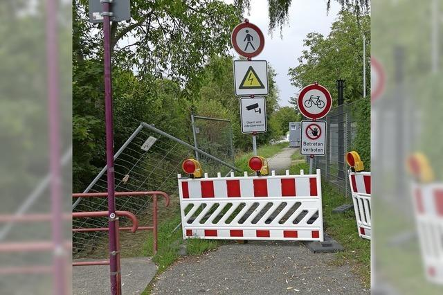 Dürrenbach-Sanierung läuft nach Plan