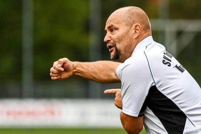 SV Todtnau trennt sich von Trainer Frank Ullmann