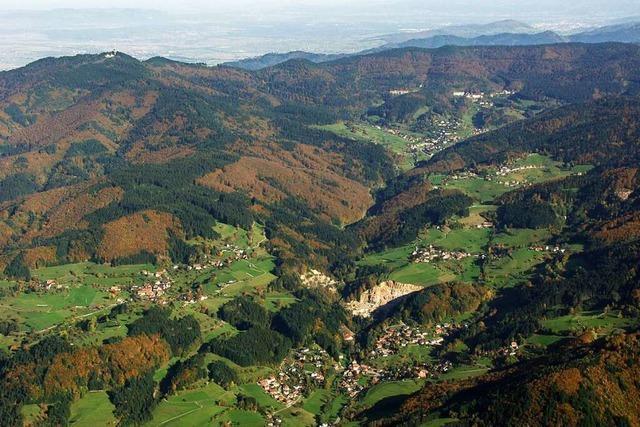 Malsburg-Marzell ist ein guter Ort zum Sternegucken