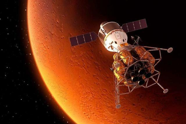 Maulburger Unternehmen Busch war an den Vorbereitungstests für die NASA-Sonde beteiligt