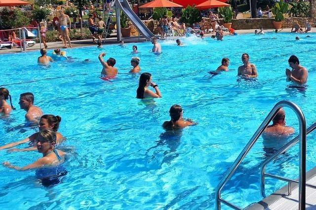 30 000 Badegäste besuchen das Ettenheimer Freibad