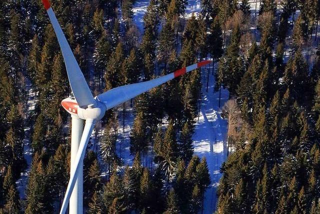 Der Streit um den Lärm der Windräder in Gersbach geht weiter