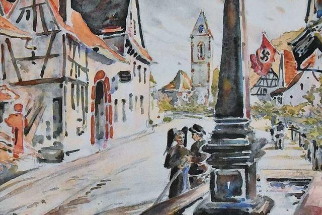Nun ist auch die NS-Zeit in den Lörracher Ortsteilen erforscht