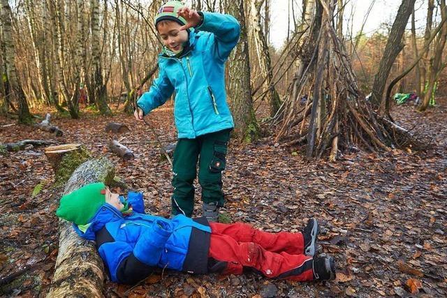Schwanau will einen Waldkindergarten schaffen