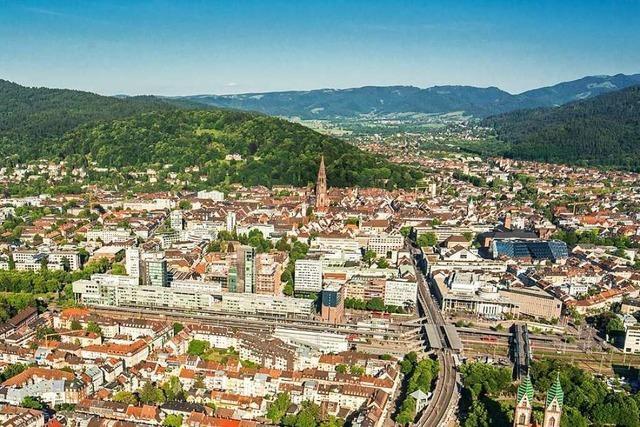 Stadt Freiburg befragt Bürgerinnen und Bürger zu ihrer Meinung