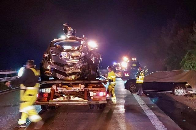 Kretschmann nach Autounfall unverletzt: