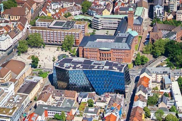 Uni Freiburg spart durch Grundwassernutzung fossile Energie