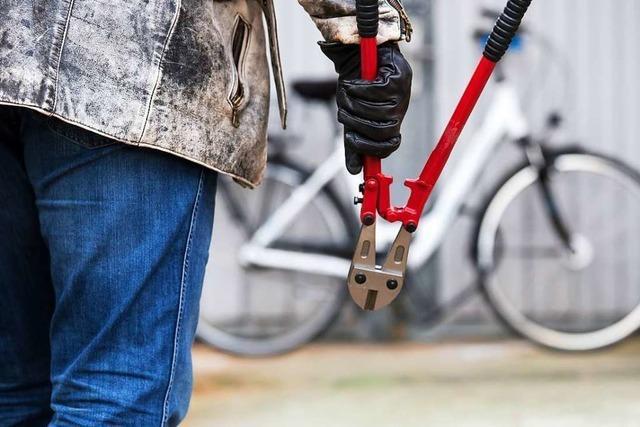 Warum Fahrraddiebstähle in der Region Freiburg so selten aufgeklärt werden