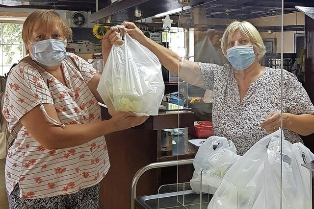 Café Löffel hilft Menschen auch in der Corona-Krise